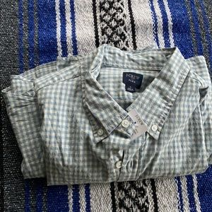 Jcrew flex button down